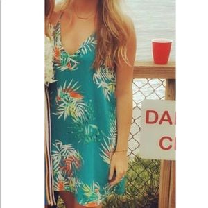 Tropical dress - excellent condition